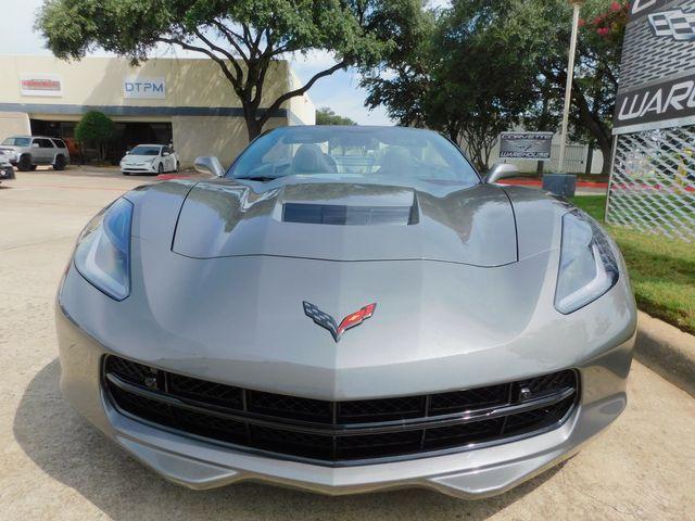 2016 Chevrolet Corvette CONV, Z51 2LT, NAV, PDR, NPP, Auto, Blk Alloys 19k in Dallas, Texas 75220