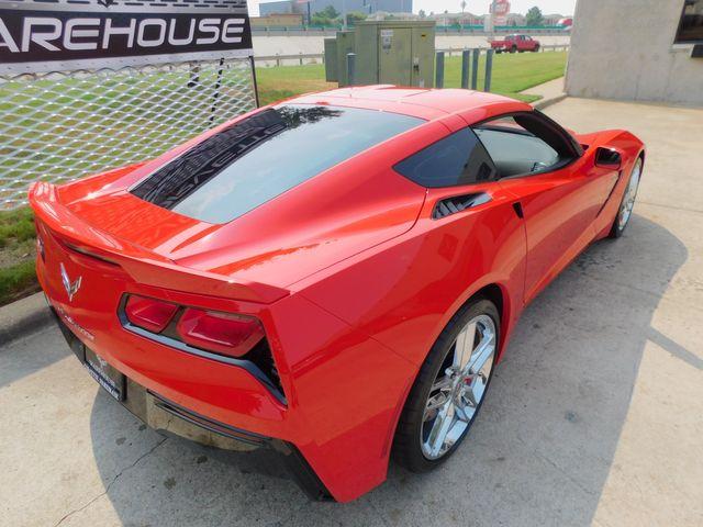 2016 Chevrolet Corvette Coupe 3LT, ZF1, FE2, PDR, NAV, IWE, Chromes 4k in Dallas, Texas 75220