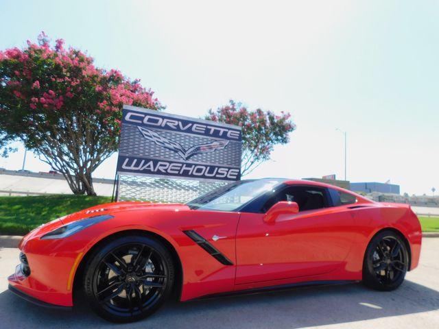 2016 Chevrolet Corvette Coupe 2LT, NAV, NPP, PDR, Auto, Black Alloys 23k