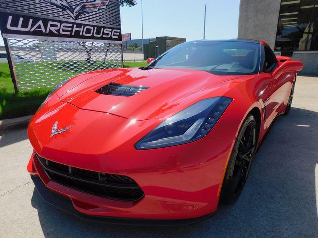 2016 Chevrolet Corvette Coupe 2LT, NAV, NPP, PDR, Auto, Black Alloys 23k in Dallas, Texas 75220