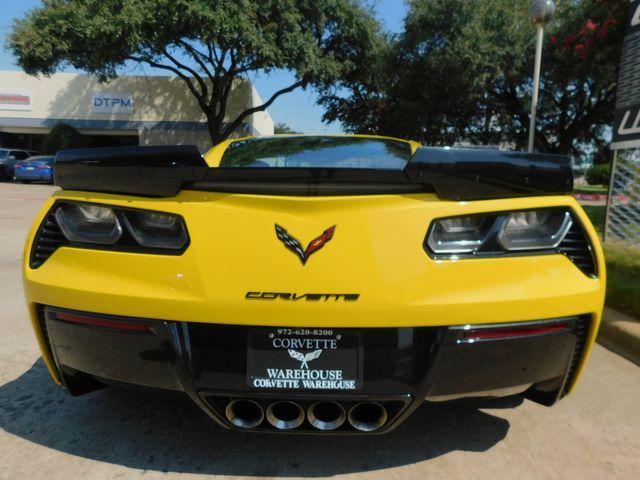 2016 Chevrolet Corvette Z06 2LZ, NAV, NPP, PDR, Auto, Black Alloys 28k in Dallas, Texas 75220