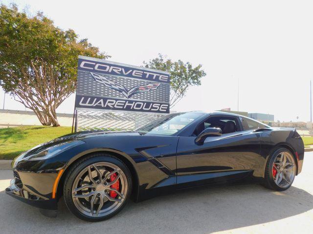 2016 Chevrolet Corvette Coupe Z51, FE4, NPP, RSR Alloys, 7-Speed, 10k in Dallas, Texas 75220