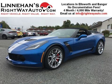 2016 Chevrolet Corvette Z06 3LZ in Bangor