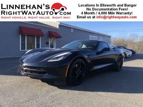 2016 Chevrolet Corvette Z51 1LT in Bangor