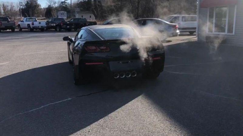 2016 Chevrolet Corvette Z51 1LT  in Bangor, ME