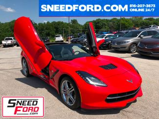 2016 Chevrolet Corvette 1LT in Gower Missouri, 64454