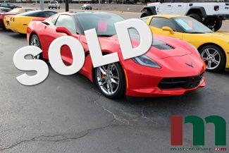 2016 Chevrolet Corvette Z51 Stingray   Granite City, Illinois   MasterCars Company Inc. in Granite City Illinois