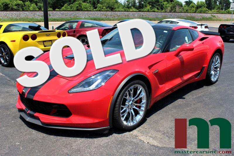 2016 Chevrolet Corvette Z06 2LZ | Granite City, Illinois | MasterCars Company Inc. in Granite City Illinois