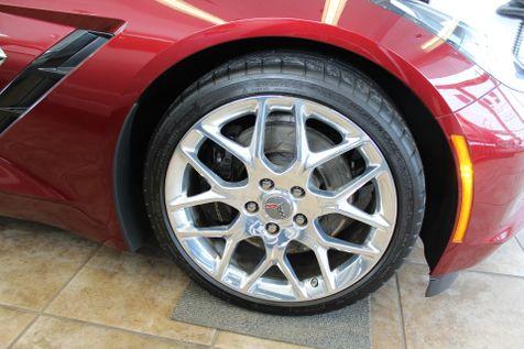 2016 Chevrolet Corvette Z51 3LT Spice Red Design Edition   Granite City, Illinois   MasterCars Company Inc. in Granite City, Illinois