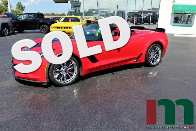 2016 Chevrolet Corvette Z06  Stingray | Granite City, Illinois | MasterCars Company Inc. in Granite City Illinois