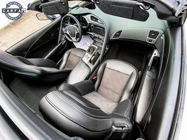 2016 Chevrolet Corvette Z06 3LZ Madison, NC 23