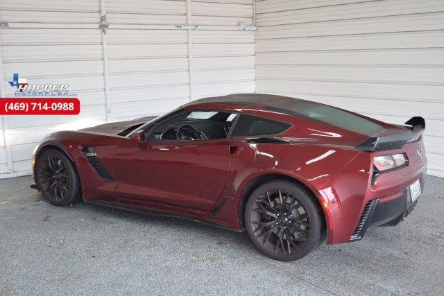2016 Chevrolet Corvette Z06 HPA in McKinney Texas, 75070