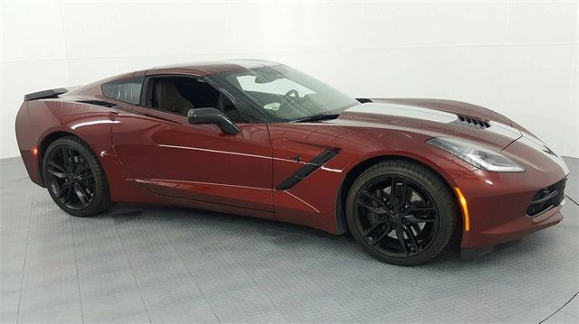 2016 Chevrolet Corvette Stingray Z51 3LT in McKinney Texas, 75070