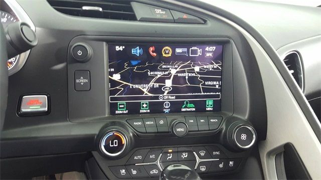 2016 Chevrolet Corvette Stingray Z51 2LT in McKinney, Texas 75070