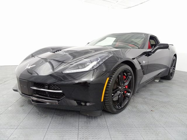 2016 Chevrolet Corvette Stingray Z51 3LT in McKinney, Texas 75070