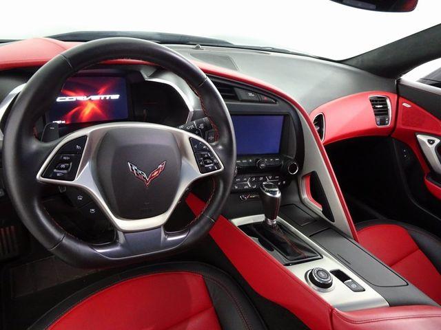 2016 Chevrolet Corvette Stingray Z51 3LT in McKinney, Texas 75070