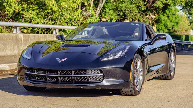 2016 Chevrolet Corvette 1LT