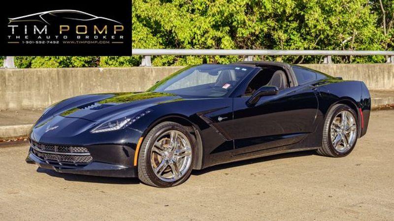 2016 Chevrolet Corvette 1LT | Memphis, Tennessee | Tim Pomp - The Auto Broker in Memphis Tennessee