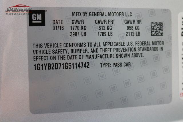 2016 Chevrolet Corvette Merrillville, Indiana 47