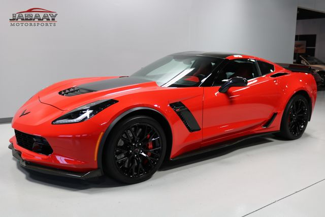 2016 Chevrolet Corvette Z06 3LZ Z07 Ultimate Package Merrillville, Indiana 29