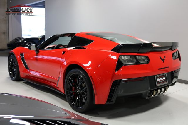 2016 Chevrolet Corvette Z06 3LZ Z07 Ultimate Package Merrillville, Indiana 2