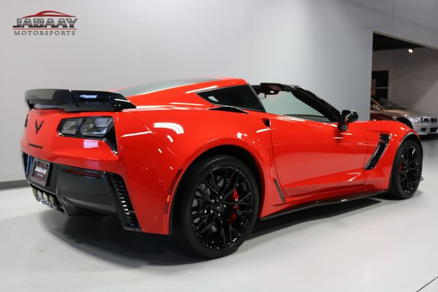 2016 Chevrolet Corvette Z06 3LZ Z07 Ultimate Package Merrillville, Indiana 4