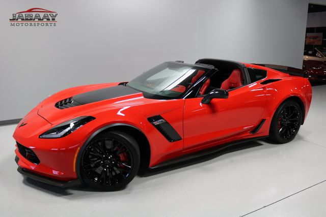 2016 Chevrolet Corvette Z06 3LZ Z07 Ultimate Package Merrillville, Indiana 33