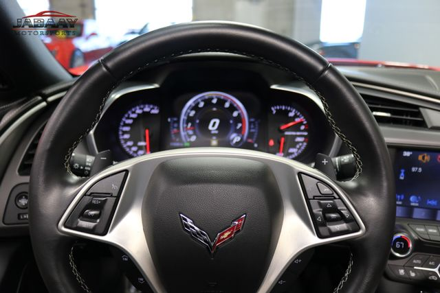 2016 Chevrolet Corvette Z51 2LT Merrillville, Indiana 16