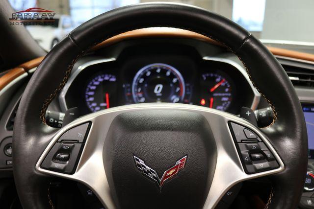 2016 Chevrolet Corvette Z51 3LT Merrillville, Indiana 16