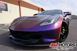 2016 Chevrolet Corvette Stingray Coupe ~ SUPERCHARGED ~ ONLY 8k MILES   MESA, AZ   JBA MOTORS in Mesa AZ