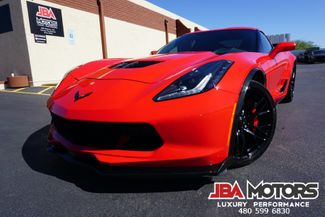 2016 Chevrolet Corvette Z06 Stingray Coupe ONLY 8k LOW MILES!! Heads Up! | MESA, AZ | JBA MOTORS in Mesa AZ