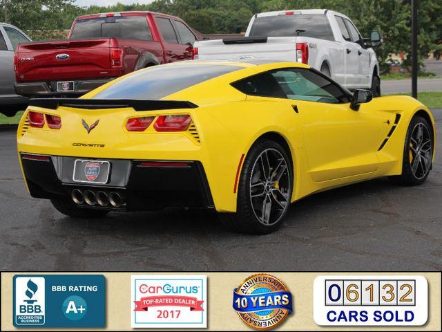 2016 Chevrolet Corvette Z51 2LT - NAV - CARBON FIBER! Mooresville , NC 2