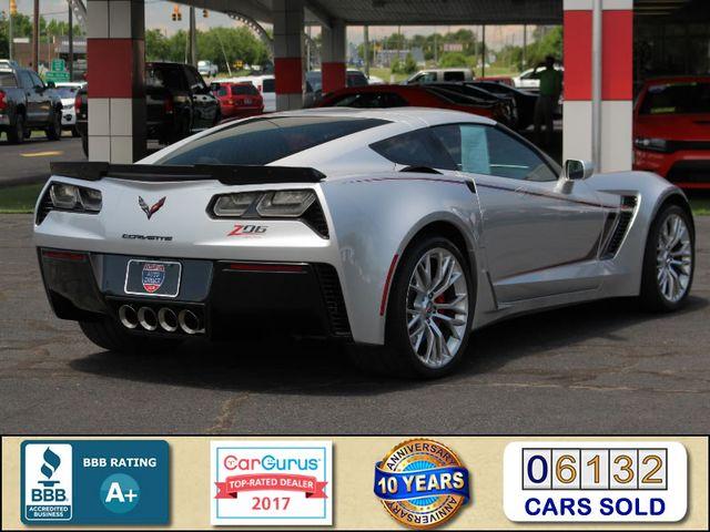 2016 Chevrolet Corvette Z06 3LZ - SUPERCHARGED - REMOTE START! Mooresville , NC 2