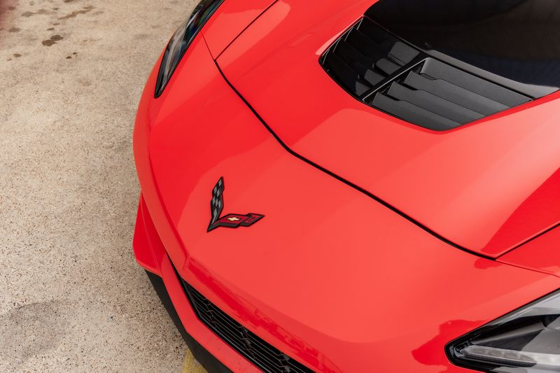 2016 Chevrolet Corvette Z06 2LZ NAV LEATHER CLEAN CARFAX 1 OWNER NO ISSUES in Rowlett, Texas