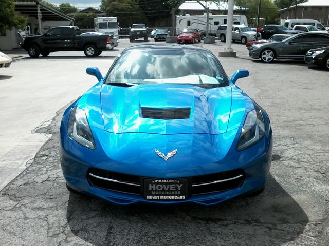2016 Chevrolet Corvette 2LT Prefomace data recorder Boerne, Texas 2