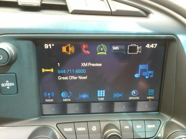 2016 Chevrolet Corvette 2LT Prefomace data recorder Boerne, Texas 22