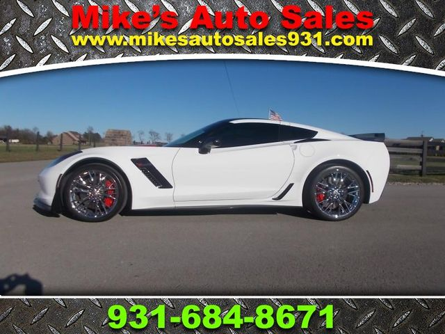 2016 Chevrolet Corvette 2016 Z06 3LZ, 1 OWNER! VENGEANCE