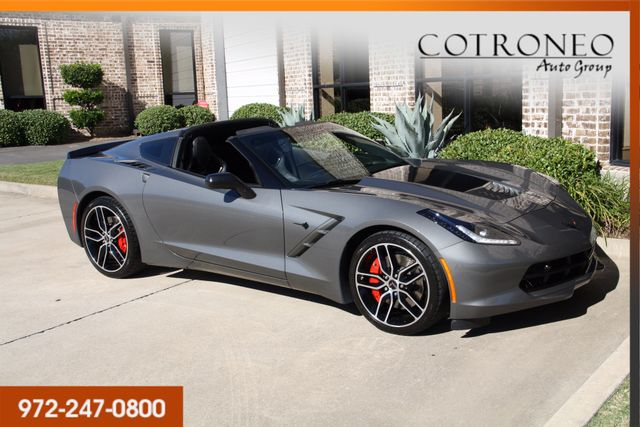 2016 Chevrolet Corvette Stingray 3LT Z51 Coupe