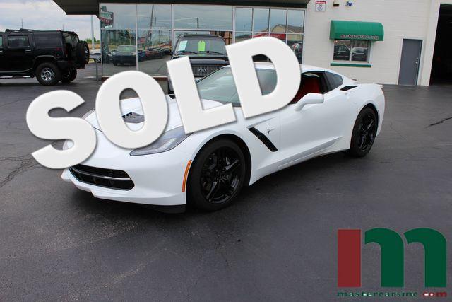 2016 Chevrolet Corvette Stingray  2LT | Granite City, Illinois | MasterCars Company Inc. in Granite City Illinois