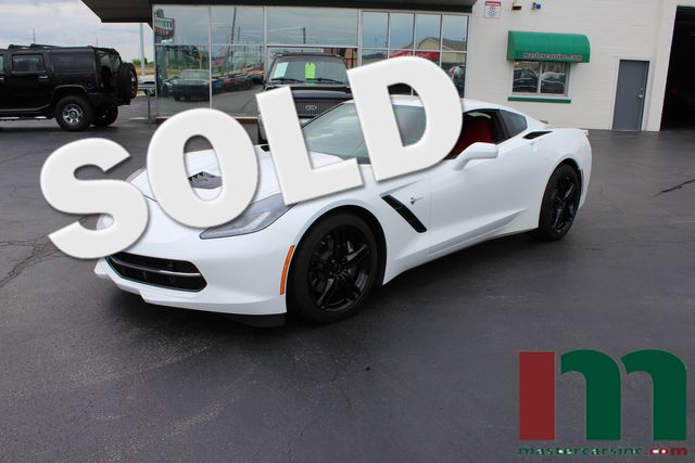 2016 Chevrolet Corvette Stingray  2LT   Granite City, Illinois   MasterCars Company Inc. in Granite City Illinois