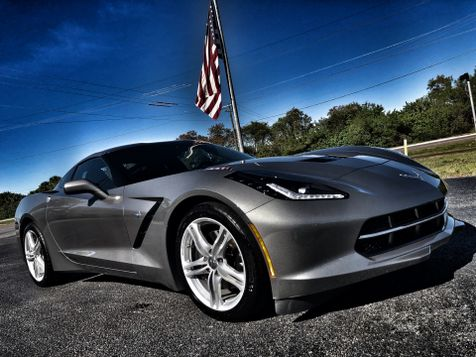 2016 Chevrolet Corvette COUPE 1LT AUTO LEATHER 1 OWNER CARFAX CERT in , Florida