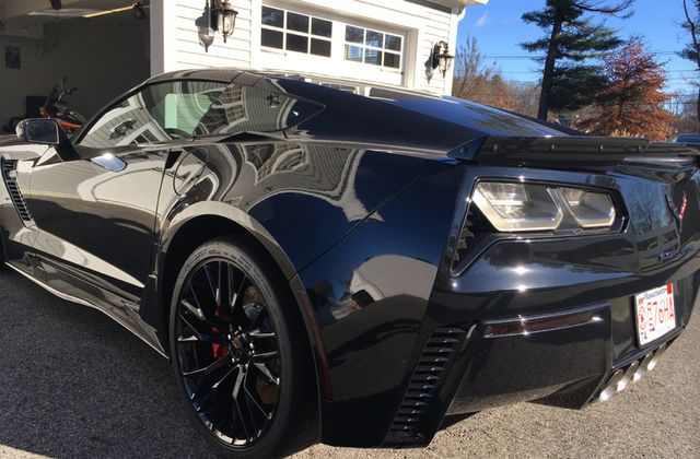 2016 Chevrolet Corvette Z06 2LZ Valley Park, Missouri 3