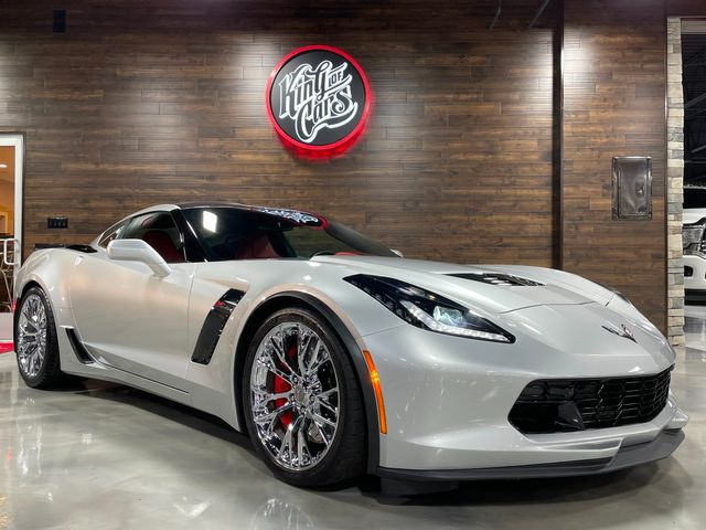 2016 Chevrolet Corvette Z06 3LZ SUPERCHARGED WITH EXTRAS 700+ HP