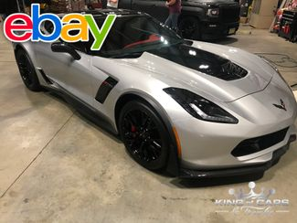 2016 Corvette Z06 EVERY OPTION Z07 PACKAGE RARE RED INTERIOR in Woodbury New Jersey, 08096