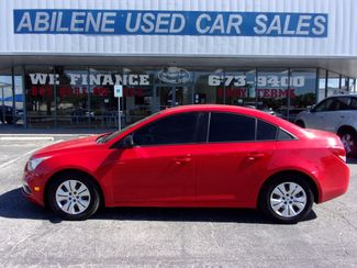2016 Chevrolet Cruze LS  Abilene TX  Abilene Used Car Sales  in Abilene, TX