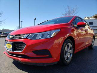 2016 Chevrolet Cruze LS | Champaign, Illinois | The Auto Mall of Champaign in Champaign Illinois