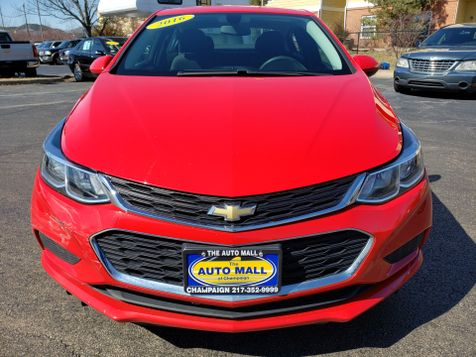 2016 Chevrolet Cruze LS | Champaign, Illinois | The Auto Mall of Champaign in Champaign, Illinois