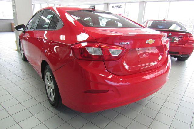 2016 Chevrolet Cruze LS W/ BACK UP CAM Chicago, Illinois 4