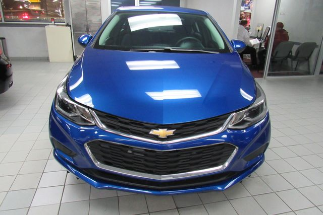 2016 Chevrolet Cruze LT W/ BACK UP CAM Chicago, Illinois 3