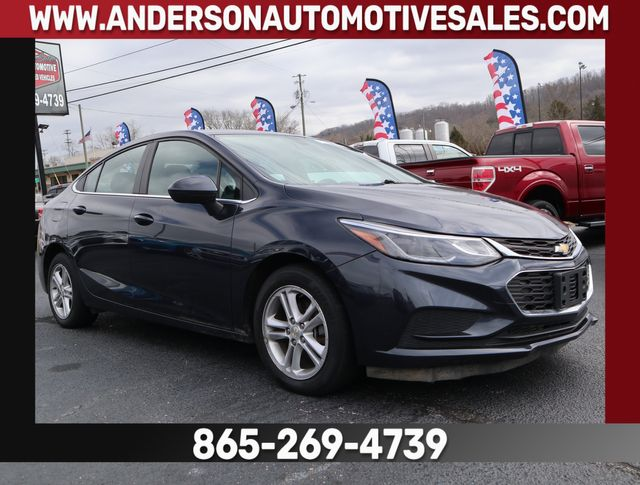 2016 Chevrolet Cruze LT in Clinton, TN 37716